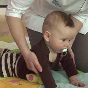 5 mėn. kūdikio raidos patarimai