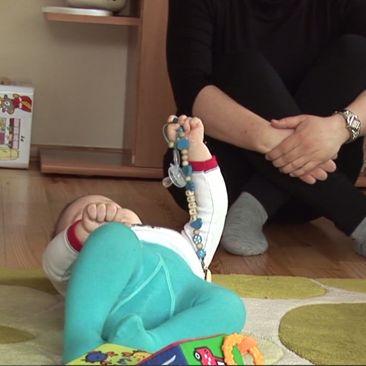 6 mėn. kūdikio raidos patarimai
