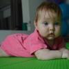 Kūdikis ant pilvo